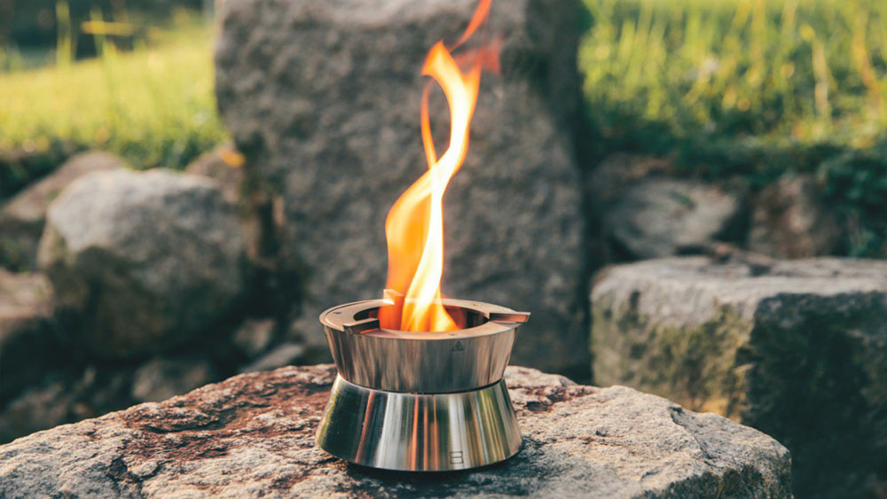 Ember Stove