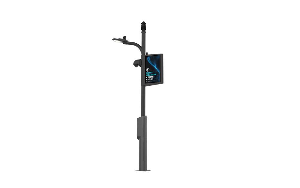 Monolith Smart Lamp Post