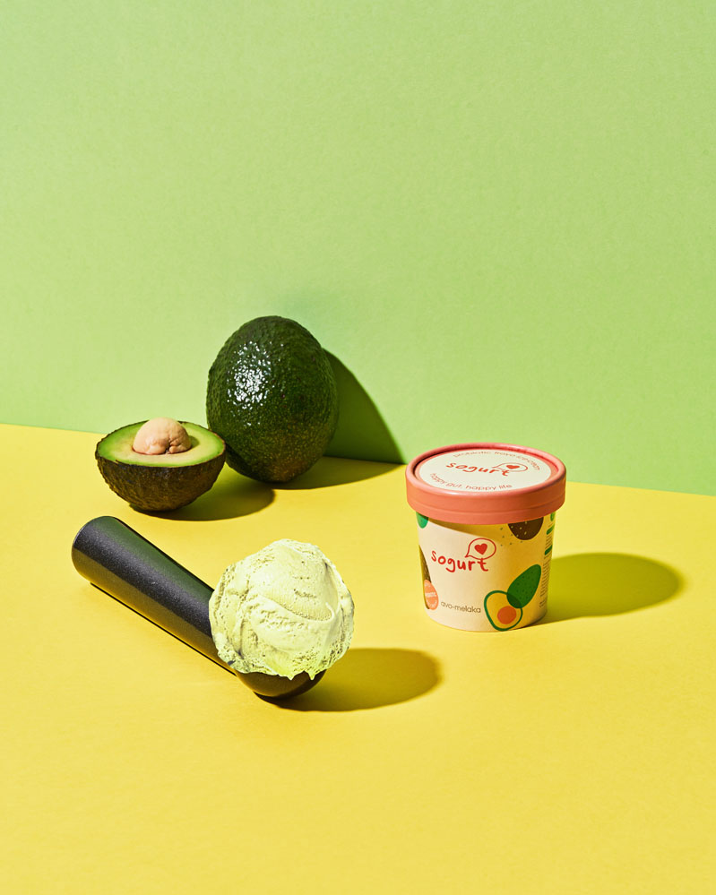 Sogurt Probiotic Froyo Ice-cream: Crafted With Love And All Things Good