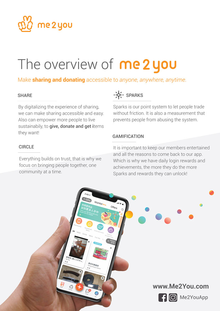 Me2You by Dory Network Technology Limited