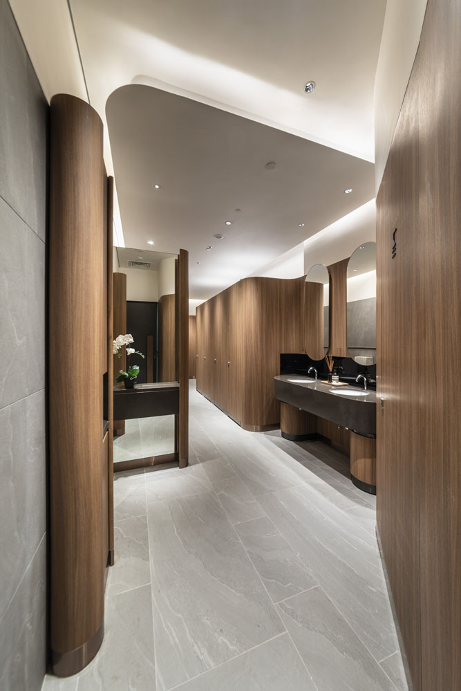 Interior Works to One George Street