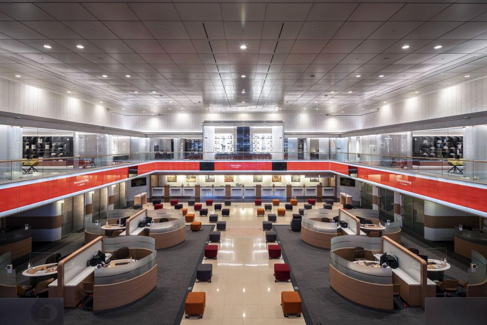 OCBC Premier Banking Centre, OCBC Centre