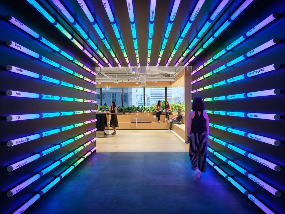 Spotify Singapore Office