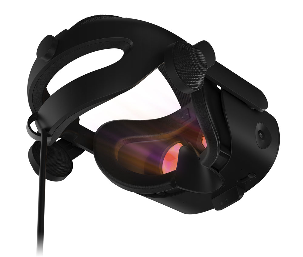 2020 HP Reverb G2 with Omnicept VR Headset