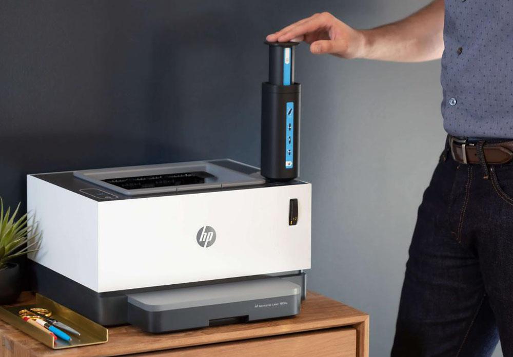 HP Neverstop Laser Family