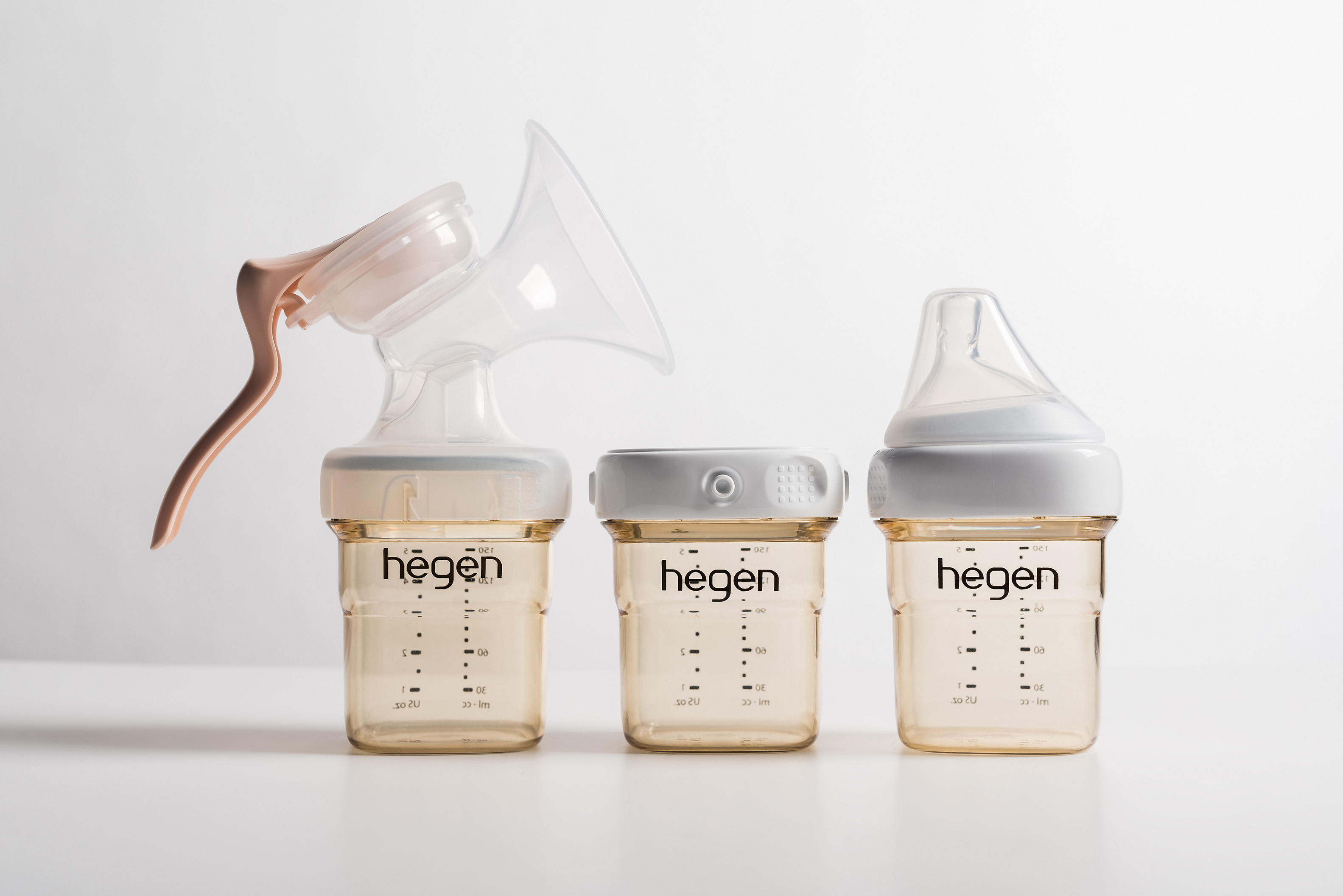 HEGEN PCTO™ MANUAL BREAST PUMP MODULE