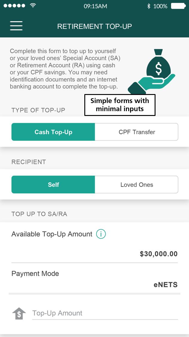 mycpf Mobile App