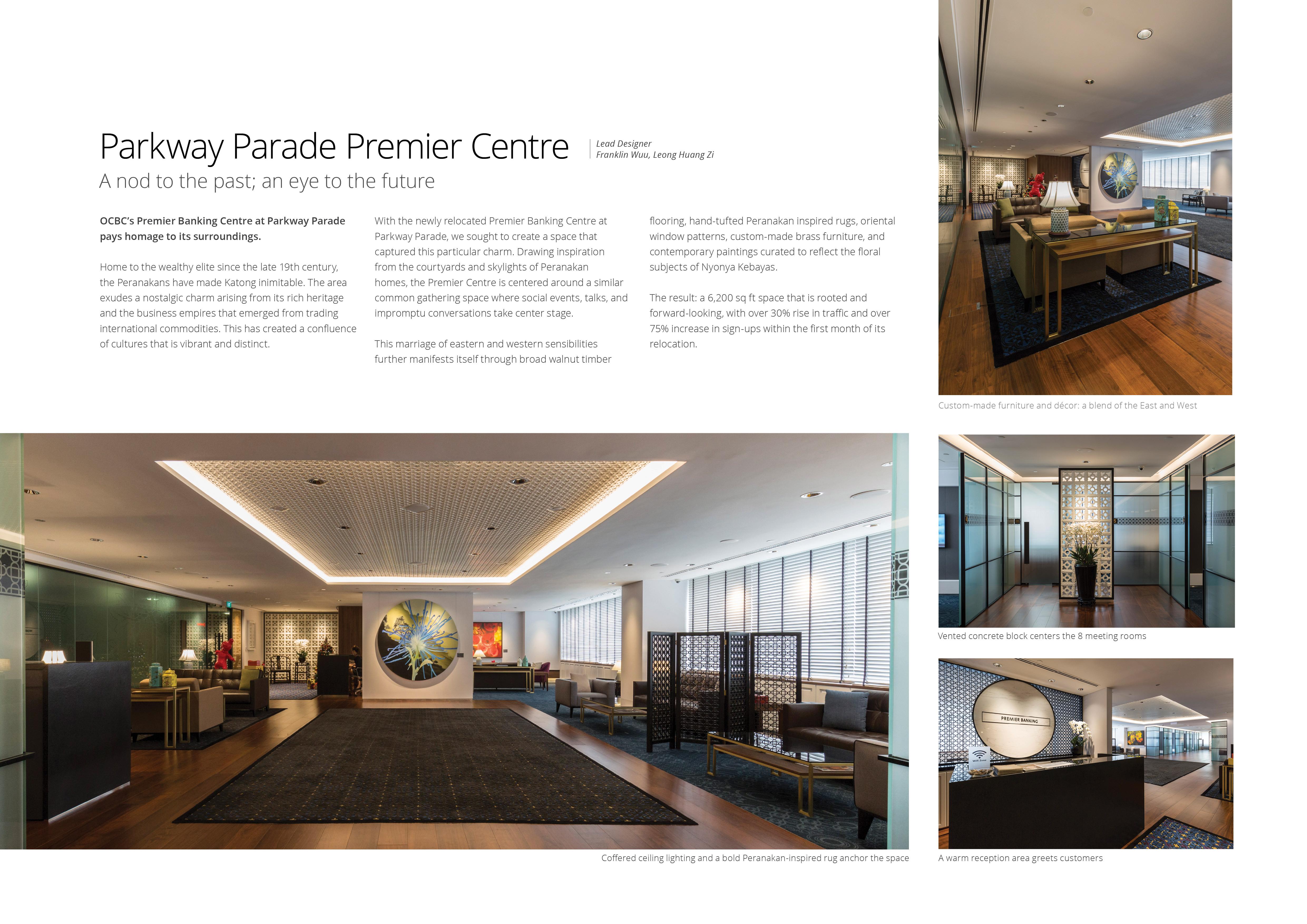 OCBC PREMIER BANKING CENTRE AT PARKWAY PARADE