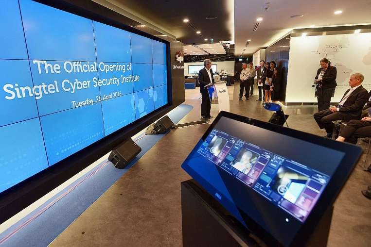 SINGTEL DIGITAL FACILITIES: CYBER SECURITY INSTITUTE (CSI) & CENTRE OF DIGITAL EXCELLENCE (CODE)