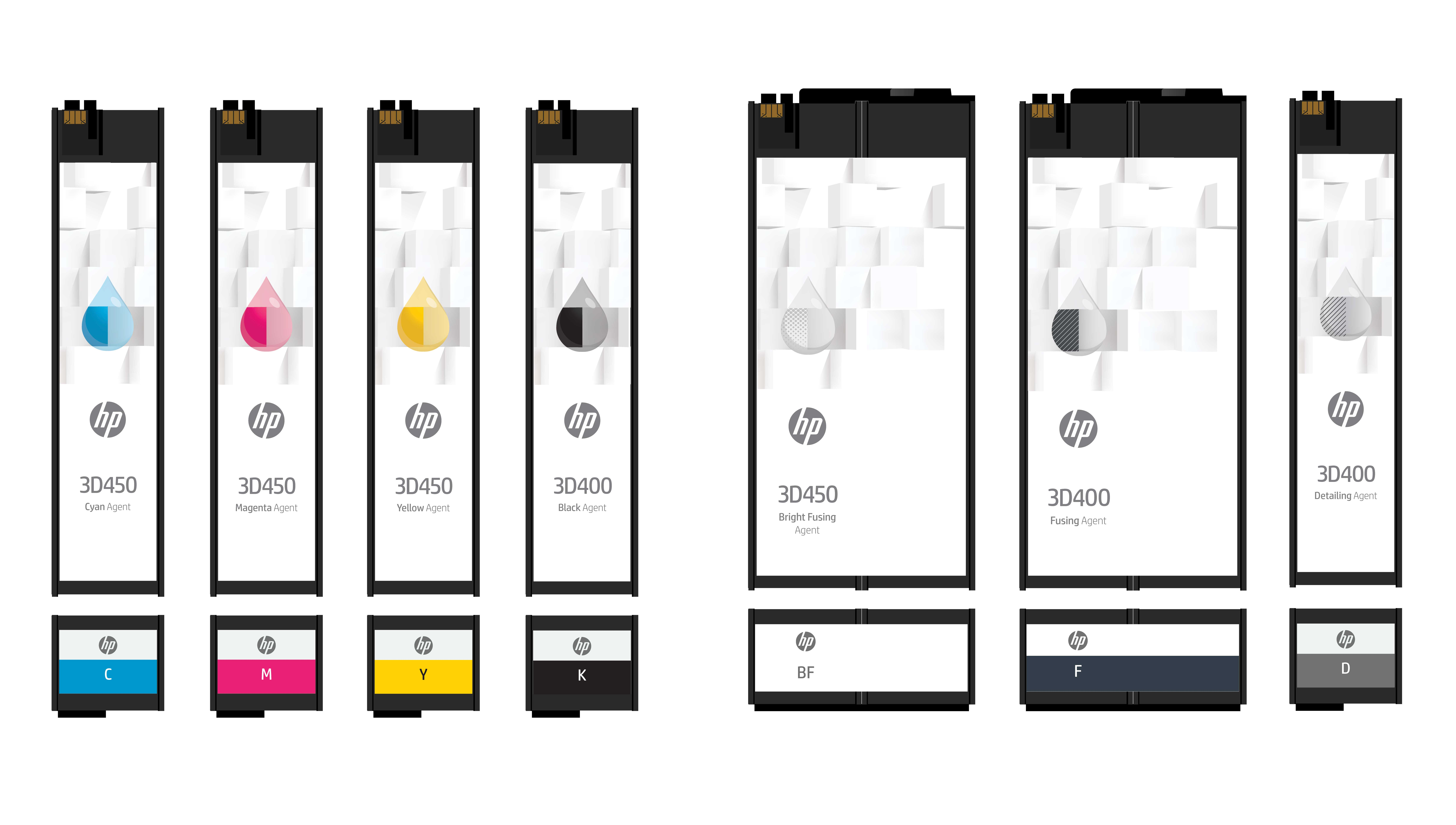 UX Design for HP Jet Fusion 3D Printers